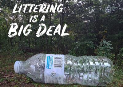 Litter is a Big Deal