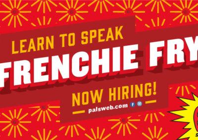 Pal's Recruitment Campaign