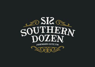 Southern Dozen Rebrand Campaign