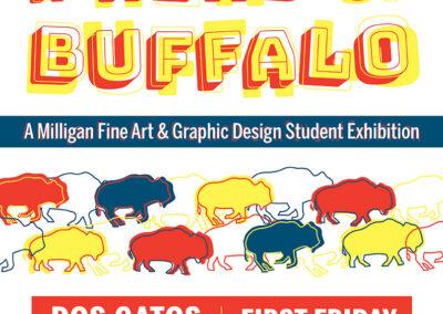 2 Cats + A Herd of Buffalo 2020
