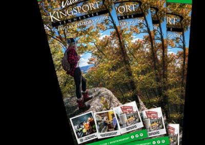 Visit Kingsport Visitor Guide