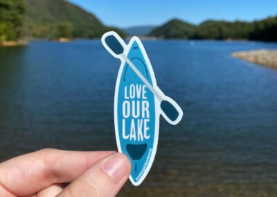 Watauga Lake Cleanup Instagram