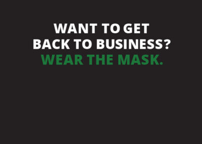 Wear The Mask